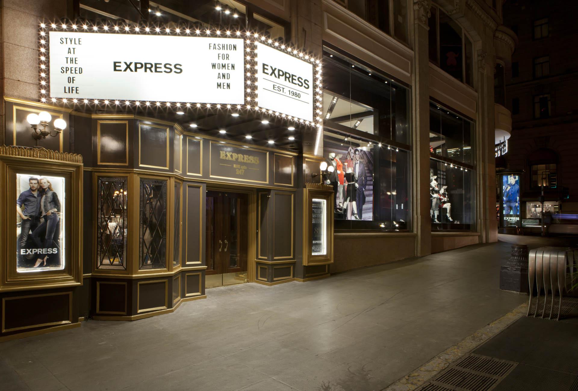 EXPRESS NY & SF